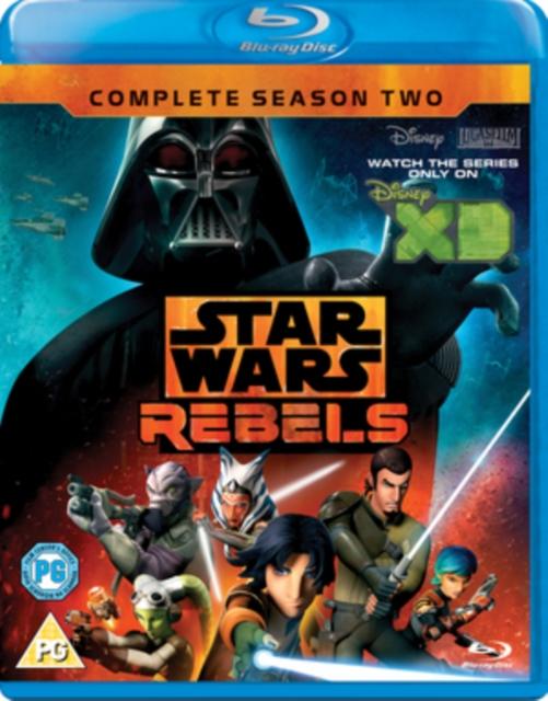 Star Wars Rebels: Complete Season 2 (Blu-ray)