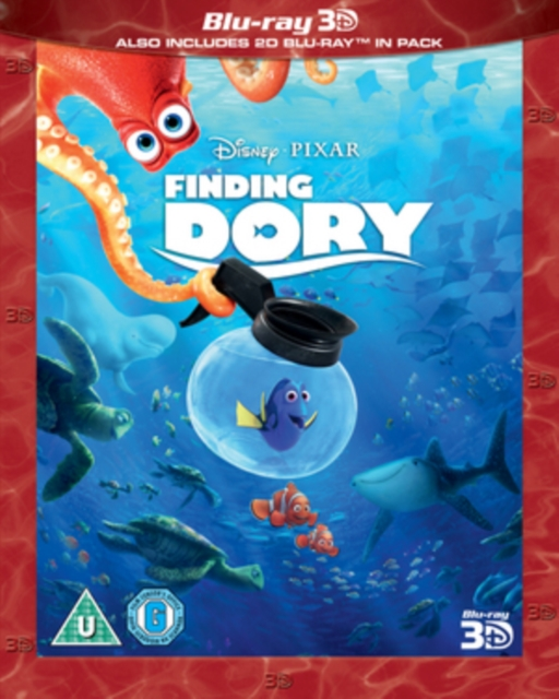 Finding Dory (Andrew Stanton) (Blu-ray / 3D Edition)