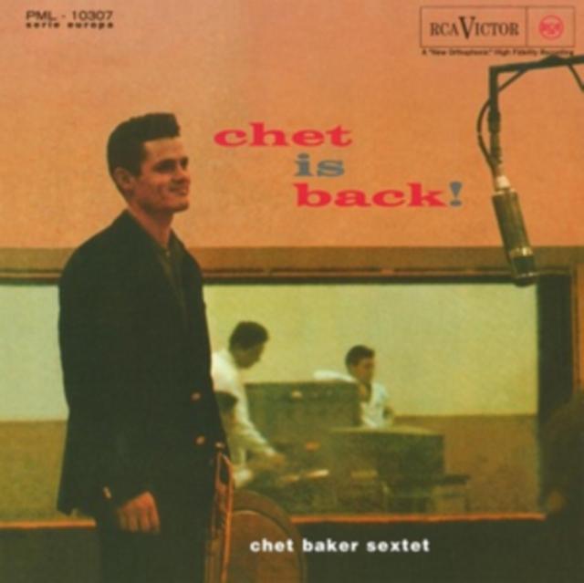 """Chet Is Back! (Chet Baker) (Vinyl / 12"""" Album)"""