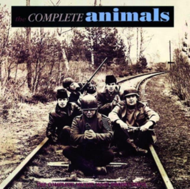 "The Complete Animals (The Animals) (Vinyl / 12"" Album (Gatefold Cover))"