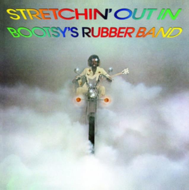 """Stretchin' Out in Bootsy's Rubber Band (Bootsy's Rubber Band) (Vinyl / 12"""" Album)"""