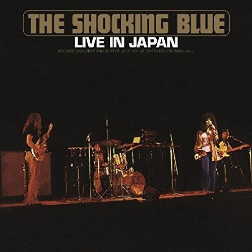 Live In Japan (Shocking Blue) (CD)