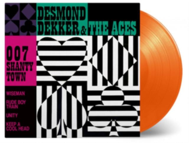 007 Shanty Town (Dekker, Desmond / Aces) (Vinyl)