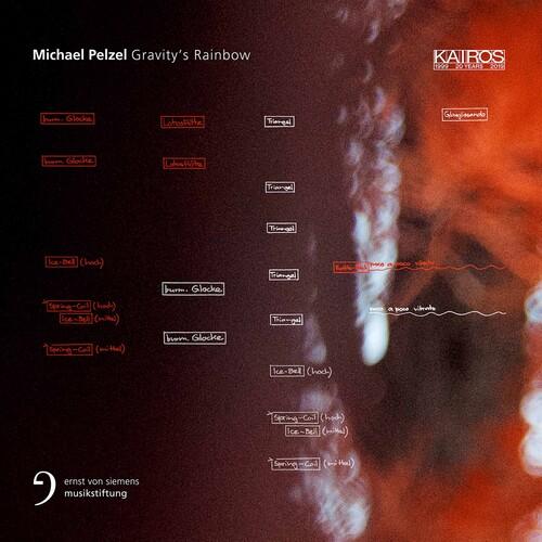 Michael Pelzel: Gravity's Rainbow (CD / Album)