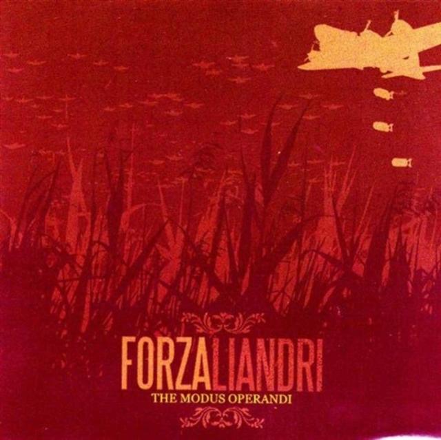 The Modus Operandi (CD / Album)