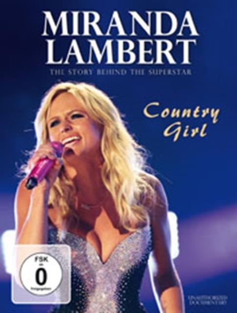 Miranda Lambert: Country Girl (DVD)