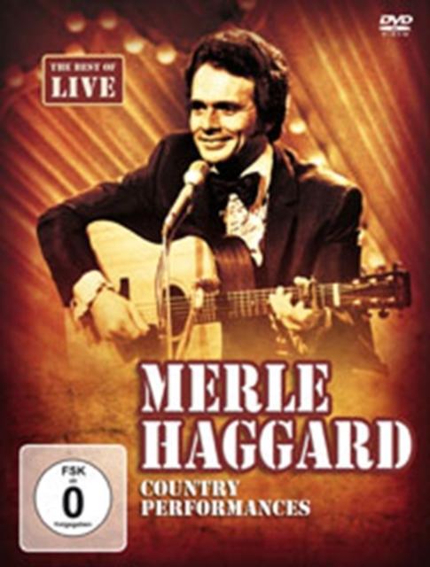 Merle Haggard: Country Performances (DVD)